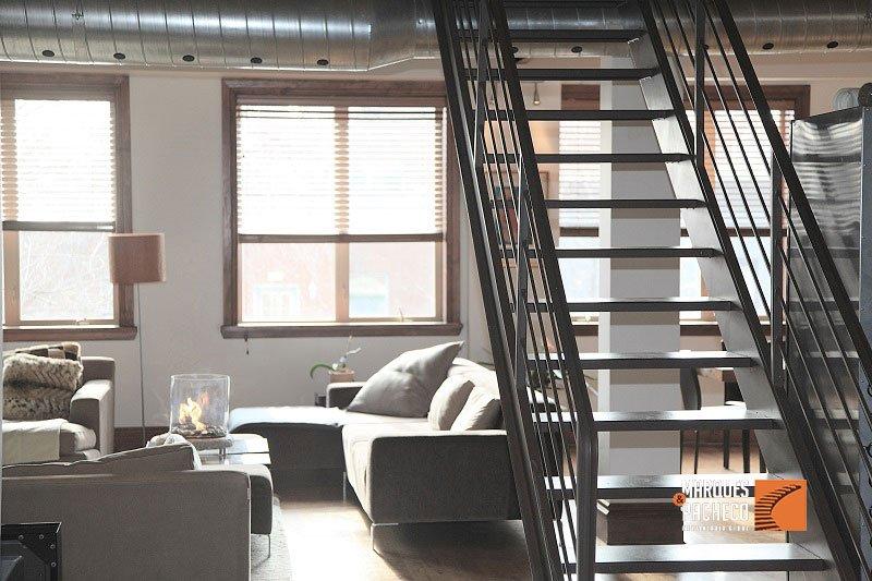 Escadas Interiores Modernas